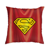 Almofada Oficial Superman Capa Bandup