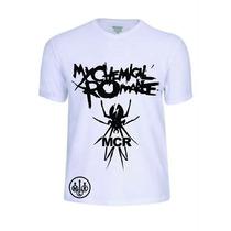 Camisas Camisetas My Chemical Romance Rock Pop Banda Reggae