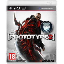 Prototype 2: Radnet Edition Ps3