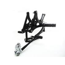 Pedaleiras Ajustáveis Competição Bullet Cbx 250 Twister