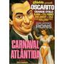 Dvd Filme Nacional - Carnaval Atlântida (1952)