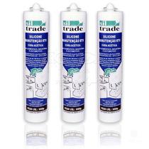Silicone Silastic 300gr Rtv Ideal Para Aquários Sem Fungicid