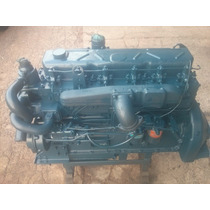 Motor Perkis 6 Cil Diesel 6357 Completo Retificado Okm .....