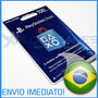 Cartão Psn Brasileira R$ 100 Cartão Psn Brasil 100 Reais