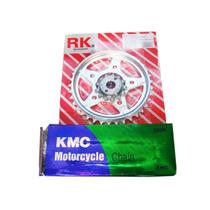 Kit Relação Cb 300 C/corrente Kmc S/retentor 520h X 110l