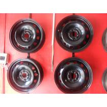 Roda Fiat Aro 15 De Ferro Serve Todos Fiat