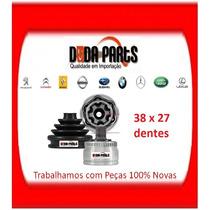 Junta Homocinética Audi A4 / Passat 2.8 - 38x27 - 1ª Linha