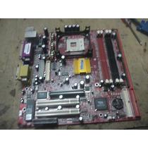 Placa Mae 478 Pcchips M925