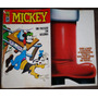 Raro Gibi Mickey Nº 254 Editora Abril 1973 Com Capa Completa