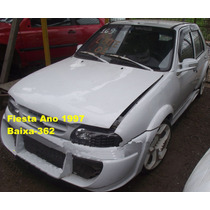 Coletor Escape Fiesta Endura Ford 97/98
