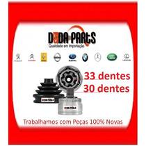 Junta Homocinética Audi A4 / Passat 1.8 - 30x33 - 1ª Linha