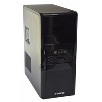 Gabinete F-new Com Fonte 2 Usb Fn-2365 Ref:10781 Cl