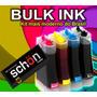 Bulk Ink Hp P/ Impressora F2480 C/ Tintas Alemãs Schön Farbe