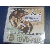 Mini Dvd-rw 8cm Dr Hank 1.4gb 30min No Estojo Lacrado