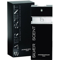 Perfume Silver Scent 100ml - Frete Grátis - Original Lacrado