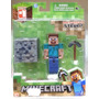 Tk0 Toy Minecraft Overworld S1 Steve? / Jazwares