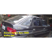 Fechadura Capo Escort Zetec 99 Dianteiro
