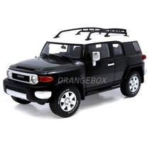 Toyota Fj Cruiser Black 1:18 Autoart 78855-preto