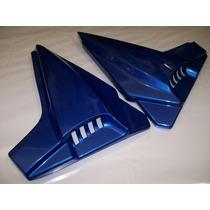 Dafra Speed 150 Carenagem Par De Tampa Lateral Cor Azul
