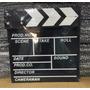 Claquete De Cinema 20 X 20 Cm Filme Geek - Melhor Preço