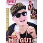 Revista Pôster Mc Gui Novíssima! = Gigante 56 X 45cm! Mcgui!