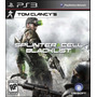 Splinter Cell Black List Ps3 - Codigo Psn! Envio Imediato