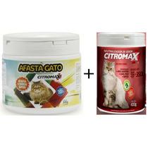 Afasta Gato 300g + Neutralizador De Odores ( Gatos ) 70g