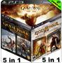 [*god Of War Trilogia  5in1*] - Ps3 Psn  - Promoção