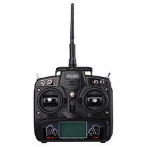 Walkera Devo-7 2.4g 7ch Dsss Tela Lcd Rádio Fpv Sistema Rc