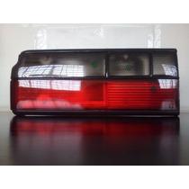 Lanterna Traseira Voyage Quadrado 91/92/93/94/95 Acrílico