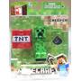 Tk0 Toy Minecraft Overworld S1 Creeper / Jazwares