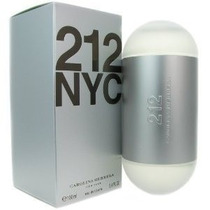 Perfume Feminino 212 Nyc Carolina Herrera 100ml