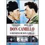 Dvd O Retorno De Don Camillo 2 Filmes Novo Lacrado