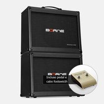 Amplificador Cubo Borne Stilo Classic 12100 100w Ou 150watts