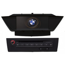 Kit Central Multimidia Dvd Gps 3g Bmw X1 Idrive Samsung 1ghz