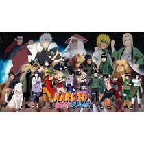 Naruto Shippuden 1ª A 5ª Temp. (legendado) #fretegratis