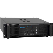Amplificador Oneal Op5500 Potencia 500w Rms 4 Ohms Bivolt