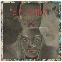 Cd Enigma - Love Sensuality Devotion - Greatest Hits - Japão