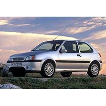 Calha De Chuva Ford Fiesta Hatch 96 A 2001 2 Porta