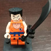 Yamcha Dragon Ball Z - Decool Compatível Com Lego