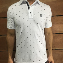 Camiseta Polo Sergio K Atacado Fred Perry Diversas Cores