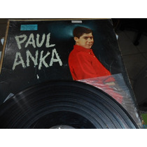 Paul Anka Lote 5 Lp