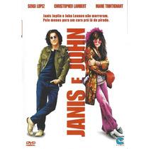 Dvd Janis E John Original Comédia