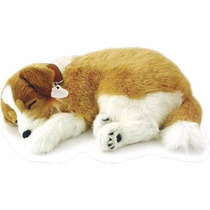 Cachorro Lassie Que Respira Perfect Petzzz Pelúcia