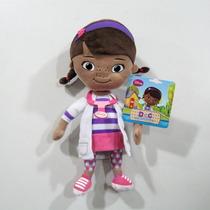 Boneca Dra. Brinquedos Em Plush 32cm Disney Pronta Entrega