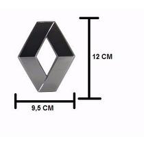 Emblema Da Grade Dianteiro Renault Logan Sandero Original