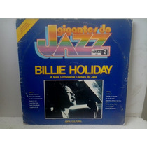 Lp Billie Holiday Gigante Do Jazz