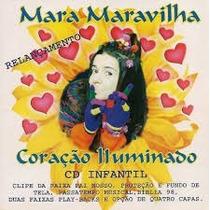 Cd - Mara Maravilha: Coração Iluminado Voz E Pb