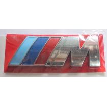 Emblema M3 Bmw Cromado Otima Qualidade