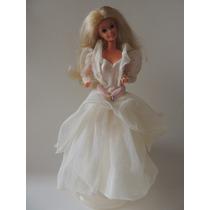 Barbie Estrela Um Sonho De Noiva 1993 (n-94) Raridade